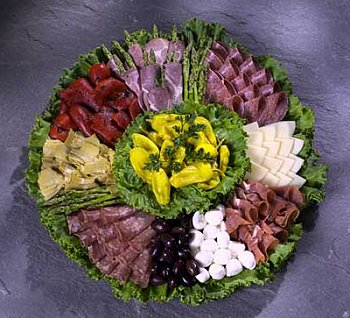 Antipasto Tray