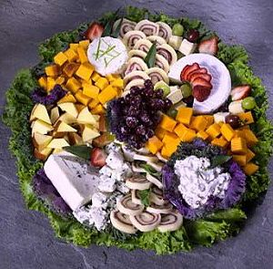 Gourmet Cheese Tray