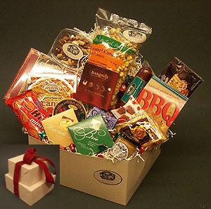 Large Sweet N Savory Gift Box