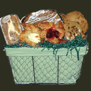 Simply Abundant Pastry Basket from Joe's Produce in Livonia, MI