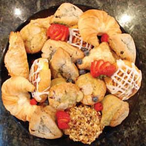 bfast bakery tray
