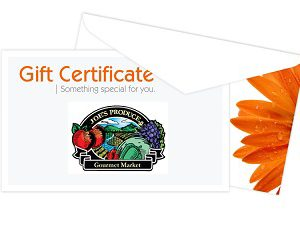 Gift Certificate - 1