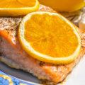 Orange w salmon